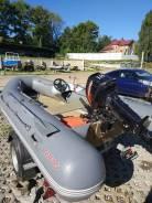 Мнев и Ко. длина 3,60м., двигатель подвесной, 18,00л.с., бензин