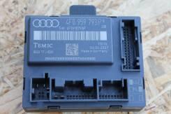 Блок управления дверями. Audi A6 allroad quattro, 4FH Audi RS6, 4F2, 4F5 Audi A6, 4F2, 4F2/C6 Двигатели: ASB, AUK, BNG, BPP, BSG, BUH, ALT