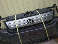 Решетка радиатора. Honda Mobilio Spike, GK2, GK1 Двигатель L15A
