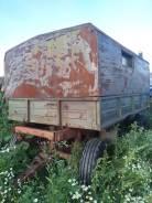 Калачинский 2ПТС-4. Кунг на колесах, 750кг.