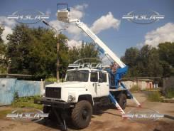 ГАЗ-33088. Новая Автовышка (АГП) , 18 метров, 18,00м.