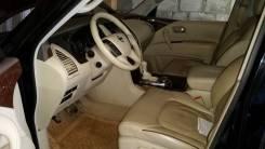 Панель приборов. Nissan Patrol, Y62