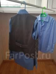 Рубашки школьные. Рост: 116-122 см