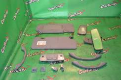 Детали интерьера. Toyota Mark II, JZX110 Двигатель 1JZGTE