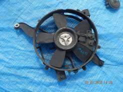 Вентилятор радиатора кондиционера. Mitsubishi Pajero, V11V, V11W, V12C, V12V, V12W, V13V, V14C, V14V, V21W, V23C, V23W, V24C, V24V, V24W, V24WG, V25C...