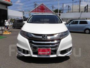 Honda Odyssey. автомат, 4wd, 2.4 (175л.с.), бензин, б/п. Под заказ