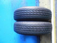 Bridgestone V600. Летние, 2017 год, 10%, 2 шт