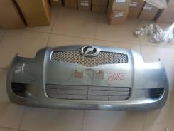 Бампер передний Toyota Vitz 90 1 модель 00007