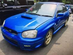 Subaru Impreza WRX. GDA016412, EJ205DW7BE