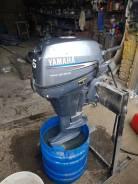 Yamaha. 6,00л.с., 4-тактный, бензиновый, нога S (381 мм), 2007 год год