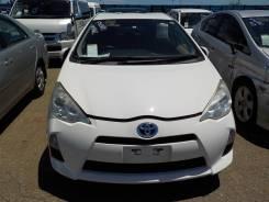 Toyota Aqua. NHP10, 1NZFXE