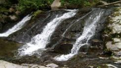Походы на Смольные водопады