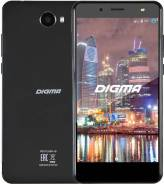 Digma Vox Flash. Б/у, 4G LTE