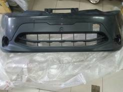 Бампер. Nissan Qashqai, J11R Двигатели: H5FT, MR20DD, R9M