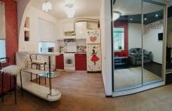 1-комнатная, улица Дикопольцева 76. Центральный, 35кв.м.