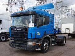 Scania P114. Седельный тягач , 10 640куб. см., 11 260кг.