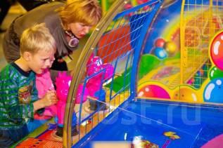 Развлекательный центр «Тритон» открывает двери для детей и взрослых!