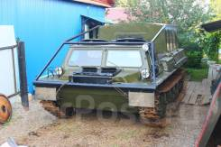ГАЗ 71. Продается гусеничный транспортёр-снегоболотоход , 4 600куб. см., 3 000кг.
