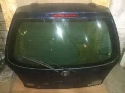 Дверь багажника. Toyota Corolla Spacio, AE111, AE111N 4AFE