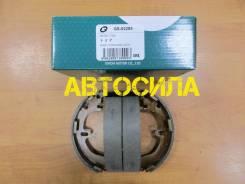 Колодки тормозные барабанные GS02285 G-brake Япония (26051)