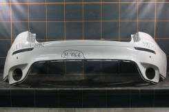 BMW X6 E71 (2008-14гг) - Бампер задний