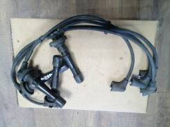 Высоковольтные провода. Honda: Ballade, Orthia, CR-V, Civic, Integra Двигатели: B16A6, B18B4, D15Z4, D16Y9, B20B, B20B2, B20B3, B20B9, B20Z1, B20Z3, D...