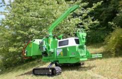 Greenmech. Измельчитель веток Safe Truck 19-28