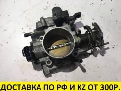 Заслонка дроссельная. Subaru Legacy, BE5, BES, BH5 Subaru Impreza, GDA, GDB, GGA, GGB Двигатели: EJ206, EJ208, EJ205, EJ207