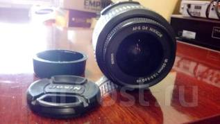 Объектив Nikkor 18-55 VR