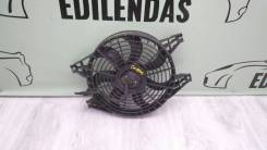 Вентилятор радиатора kia carens