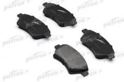 Комплект тормозных колодок, дисковых PATRON PBP1544