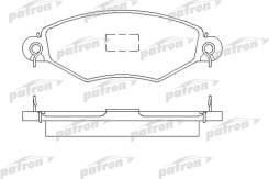 Комплект тормозных колодок, дисковых PATRON PBP1135