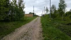Участок 10 соток в д. Большие Петрищи вблизи Фряново. 1 000кв.м., собственность, аренда, электричество, вода, от агентства недвижимости (посредник)