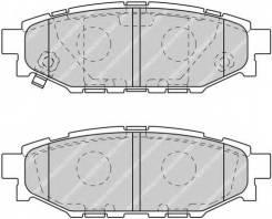 Комплект тормозных колодок, дисковых FERODO FDB1947