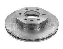 Тормозной диск MEYLE 015 521 2101