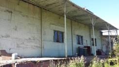 Филиал НГЭС сдаст в аренду Производственную базу (склад-гараж)