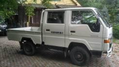 Toyota Hiace. Грузовик , 4WD, Дизель 2L, Полная пошлина, 2 400куб. см., 1 180кг.