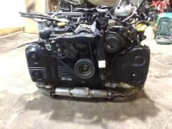Блок цилиндров. Subaru Legacy, BD5, BG5 Двигатель EJ20H
