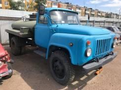 ГАЗ 52-04. Продам водовоз ГАЗ 5204, 3 500куб. см.