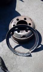 """Продам грузовой диск с кольцом R16 под 6 шпилек. x16"""", 6x170.00, 6x180.00"""