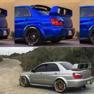 Накладка декоративная. Subaru Impreza, GD9, GG2, GG3, GG5, GG9, GGA Двигатели: EJ15, EJ161, EJ20, EJ201