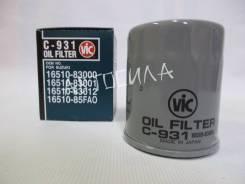 Фильтр масляный C931 VIC Япония (25100)