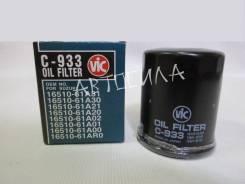 Фильтр масляный C933 VIC Япония (25102)