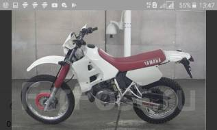 Yamaha DT200. 200куб. см., неисправен, без птс, с пробегом