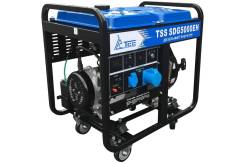 Продам Дизель генератор TSS SDG 5000EH,5 кВт.