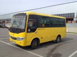 Zhong Tong LCK6605DK-1. Маршрутный автобус Zhong Tong (Готовый бизнес), 19 мест, В кредит, лизинг, С маршрутом, работой