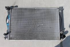 Радиатор охлаждения двигателя. Audi A6 allroad quattro, 4FH Audi S6, 4F2, 4F5 Audi A6, 4F2, 4F2/C6, 4F5, 4F5/C6 Двигатели: ASB, AUK, BNG, BPP, BSG, BA...
