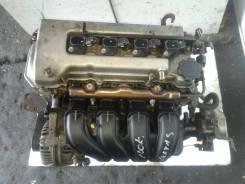 Двигатель в сборе. Toyota Auris, NRE150 Toyota Corolla, ZZE120, ZZE120L Двигатель 4ZZFE