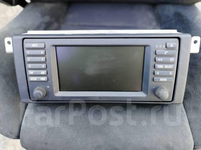 Дисплей. BMW 5-Series, E39