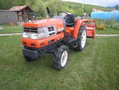 Kubota. Продам минитрактор GL19, б/п,2007г, 19 л.с.